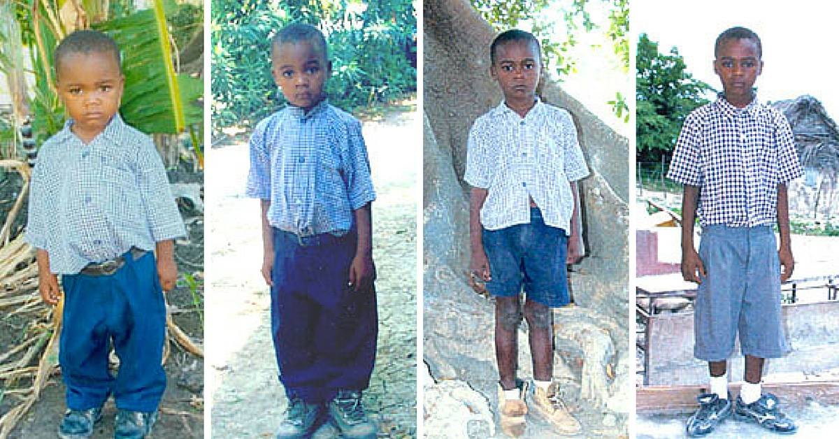 Proof Child Sponsorship Makes a Difference