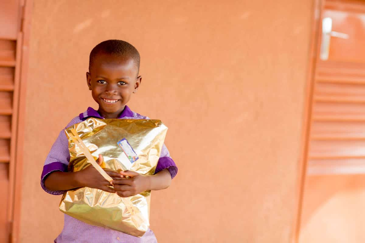 God Loves a Cheerful Giver: Giving With Purpose