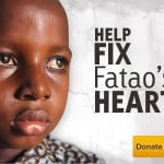 6-year-old Fatao Needs Heart Surgery