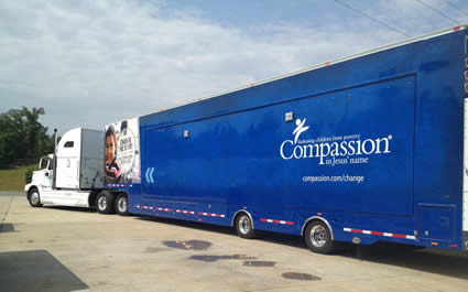compassion mobile experience