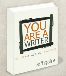 blog month you are a writer