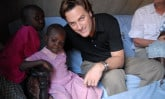 Compassion Artist Michael W. Smith in Kenya
