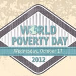 World Poverty Day: Will You Share the Need?