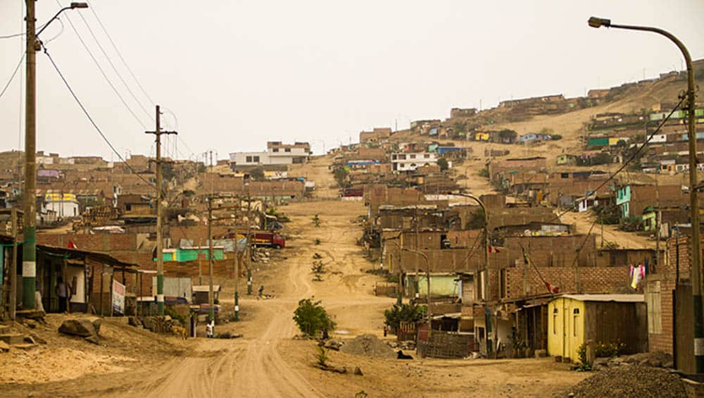 Poverty in South America: Change Someone's Everything