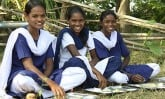 Girls in Odisha