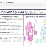 Pinterest Letter-Writing Club: Father's Day