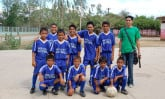 holistic child development soccer team