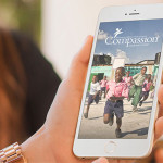 New Mobile App: Carry Your Sponsored Child With You
