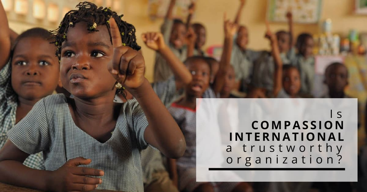 Is Compassion International a Scam?