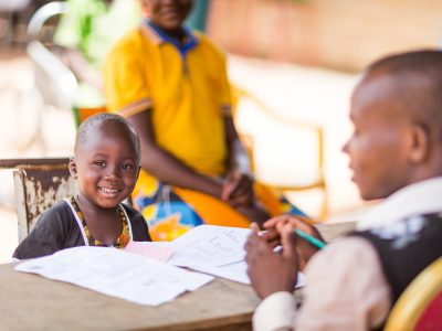 Does a Child Have to Be a Christian to Enroll in Our Sponsorship Program?