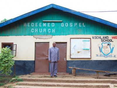 Hope for Children Redeemed Gospel Church
