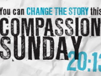 you can change the story this Compassion Sunday