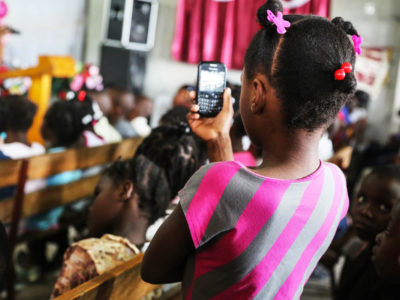 Technology in Developing Countries Phone