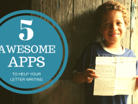 Awesome Apps Letter Writing