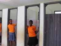new toilets safer community