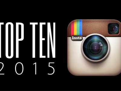 Top 10 Instagram Photos of 2015