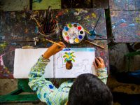12-Year-Old Mexican Artist