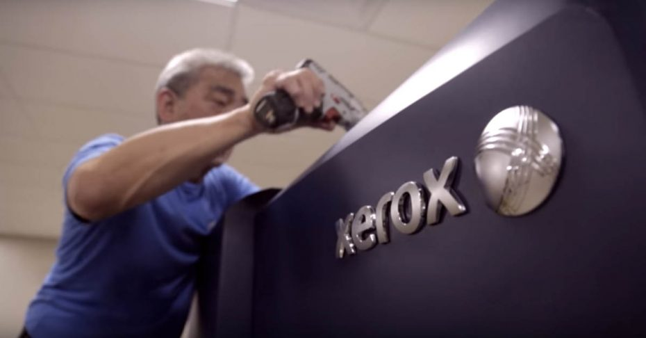 Compassion Named Xerox 2016 In-Plant Hero