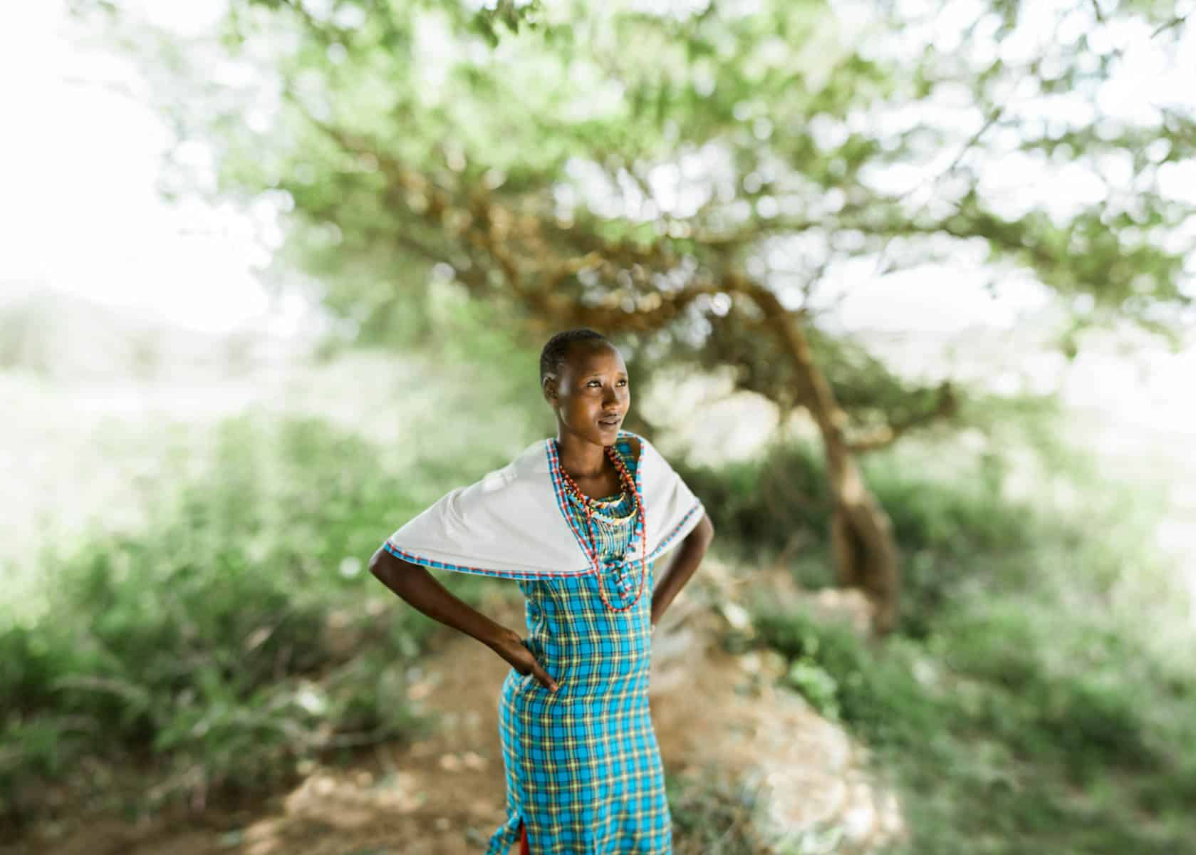 10 Portraits of the Most Courageous Girls in Kenya Talash