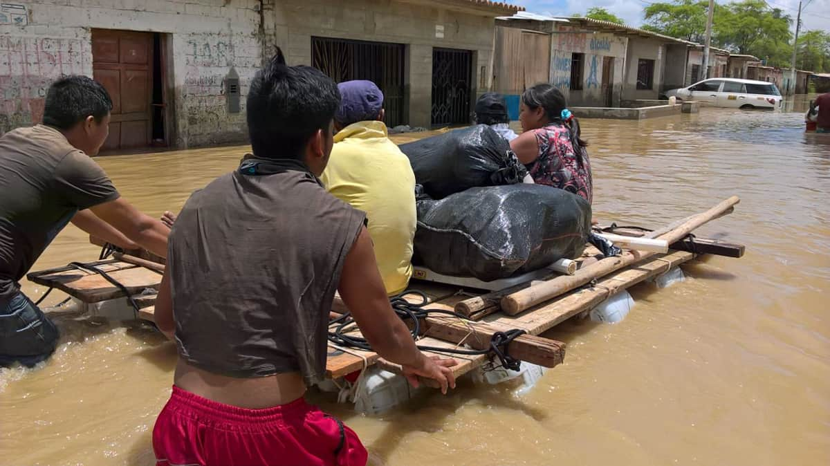 Flooding in Peru: I Never Lost My Hope