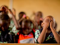 How Do You Pray for the Child You Sponsor?