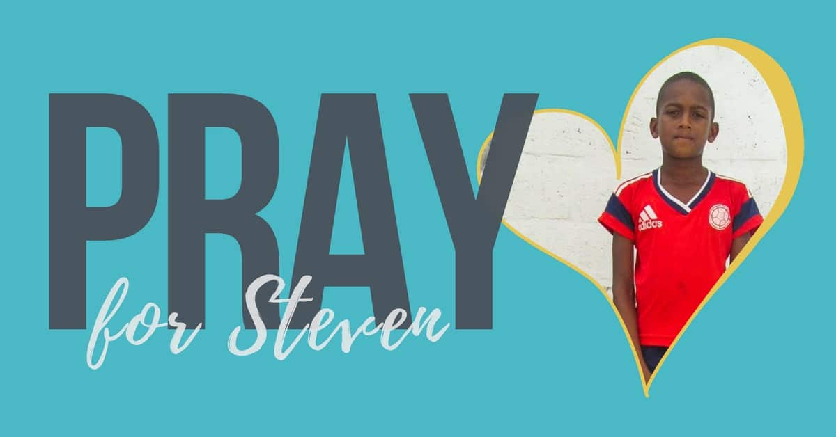 11-Year-Old Steven Needs Your Help After a Violent Attack