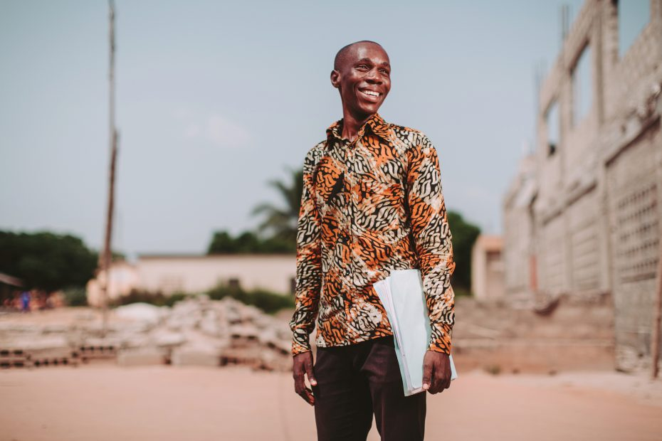 Who Takes Care of the Child You Sponsor in Togo?
