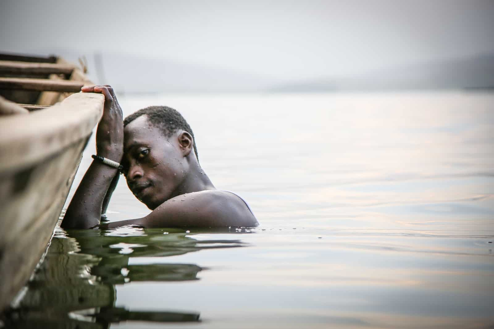15 Powerful Photos of the Journey to Freedom From Child Slavery Pictures Lake Volta Ghana