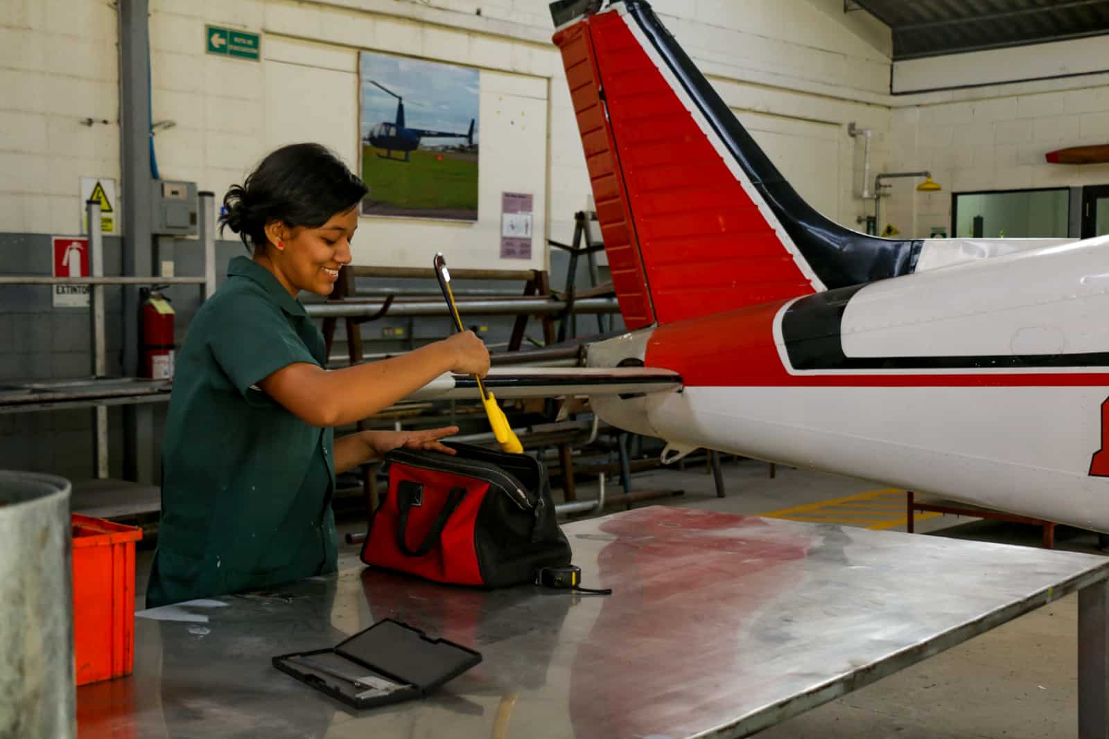 3 Things Paving My Way to Be an Aviation Mechanic