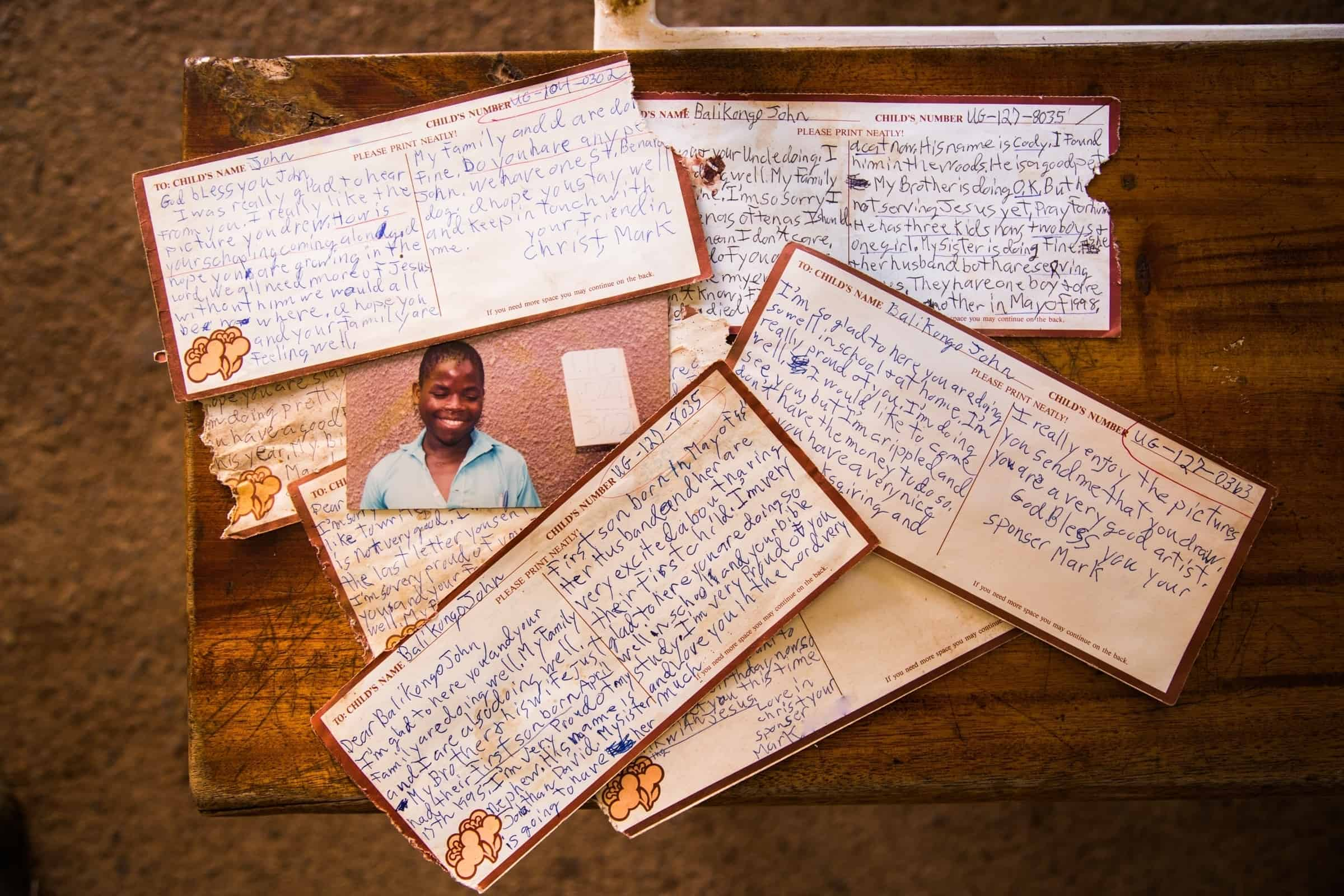 Do My Letters to the Child I Sponsor Actually Matter