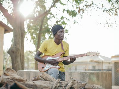 Twins Overcome Poverty As Expert Craftsmen Of Guitars And Hope