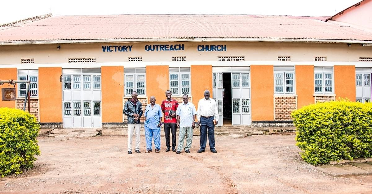 The Lasting Impact One Church Made In A War Torn Community