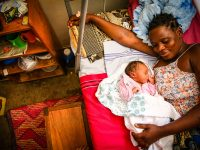 3 New Moms Get the Chance to Have a First Hello