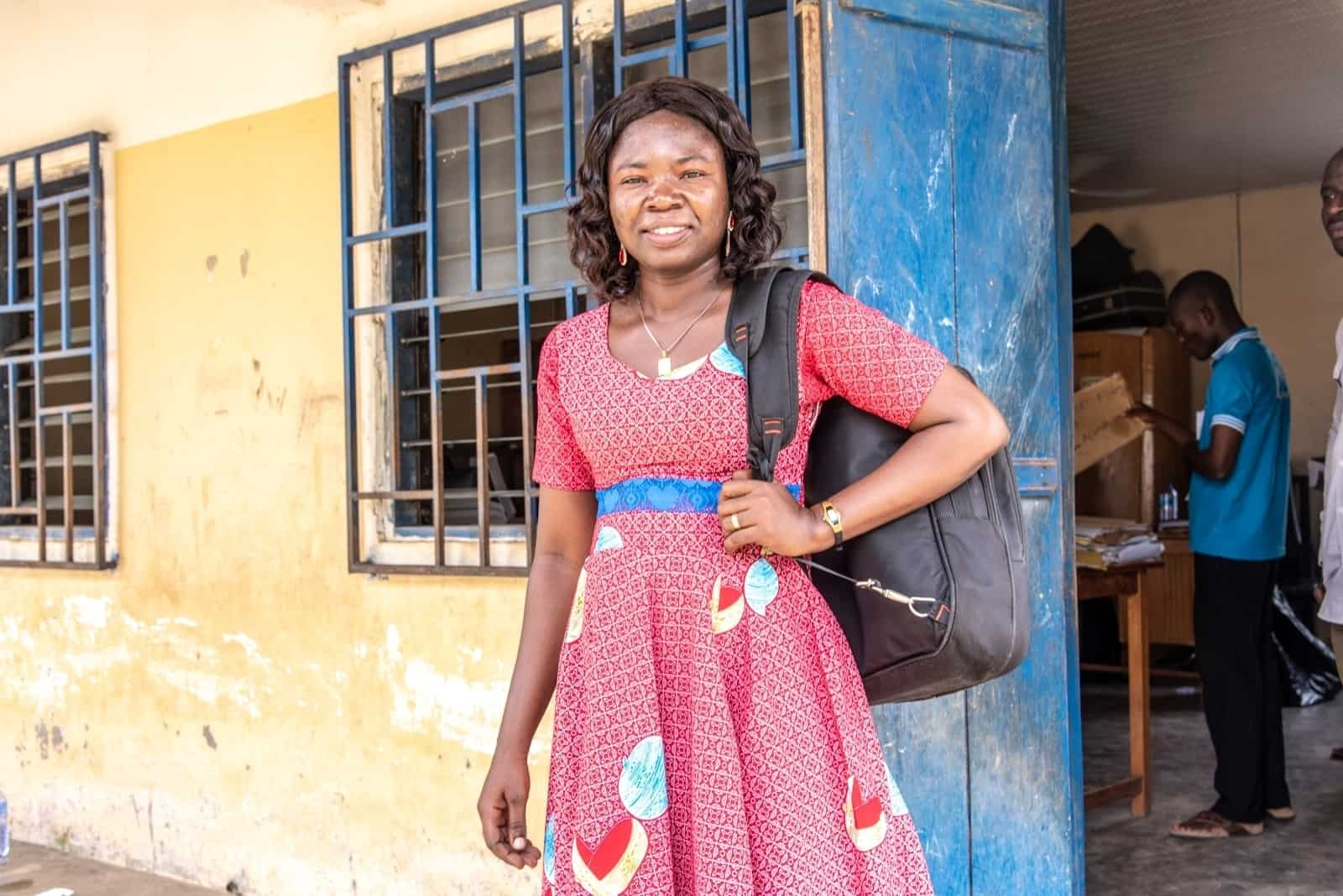 compassion letters delivered Ghana