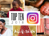 Compassion's Top 10 Favorite Instagram Posts of 2018