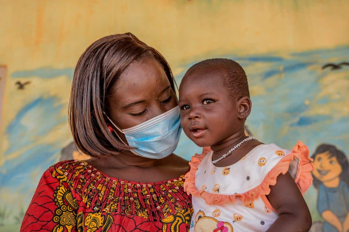 How We're Supporting Children Who May Wait Years for a Vaccine