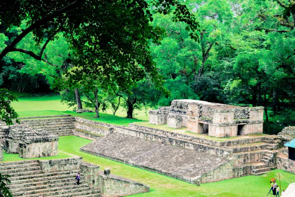 Copán Runias is an archaeological site of the Maya civilization in the Copán Department of western Honduras, not far from the border with Guatemala.