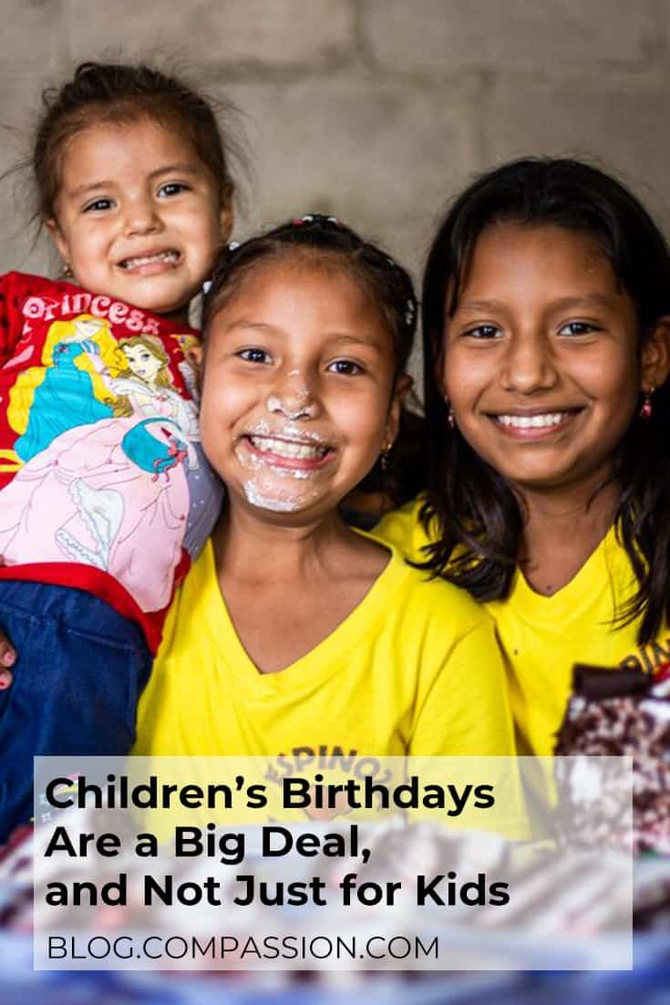 Children's Birthdays Are a Big Deal and Not Just for Kids