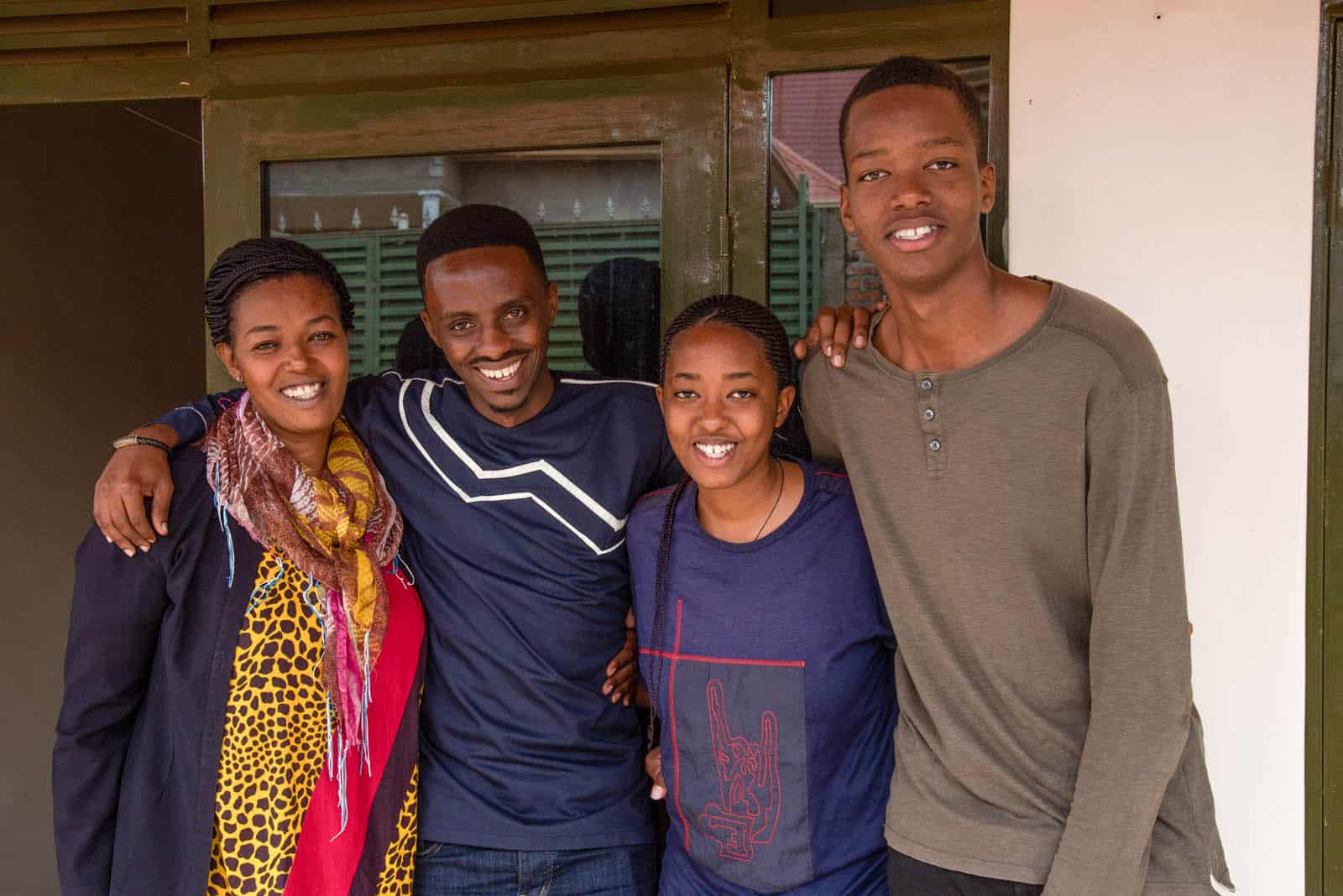 How a Compassion Blog Story Helped Reunite This Rwandan Family
